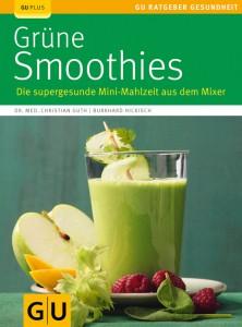 "Buchcover ""Grüne Smoothies"""
