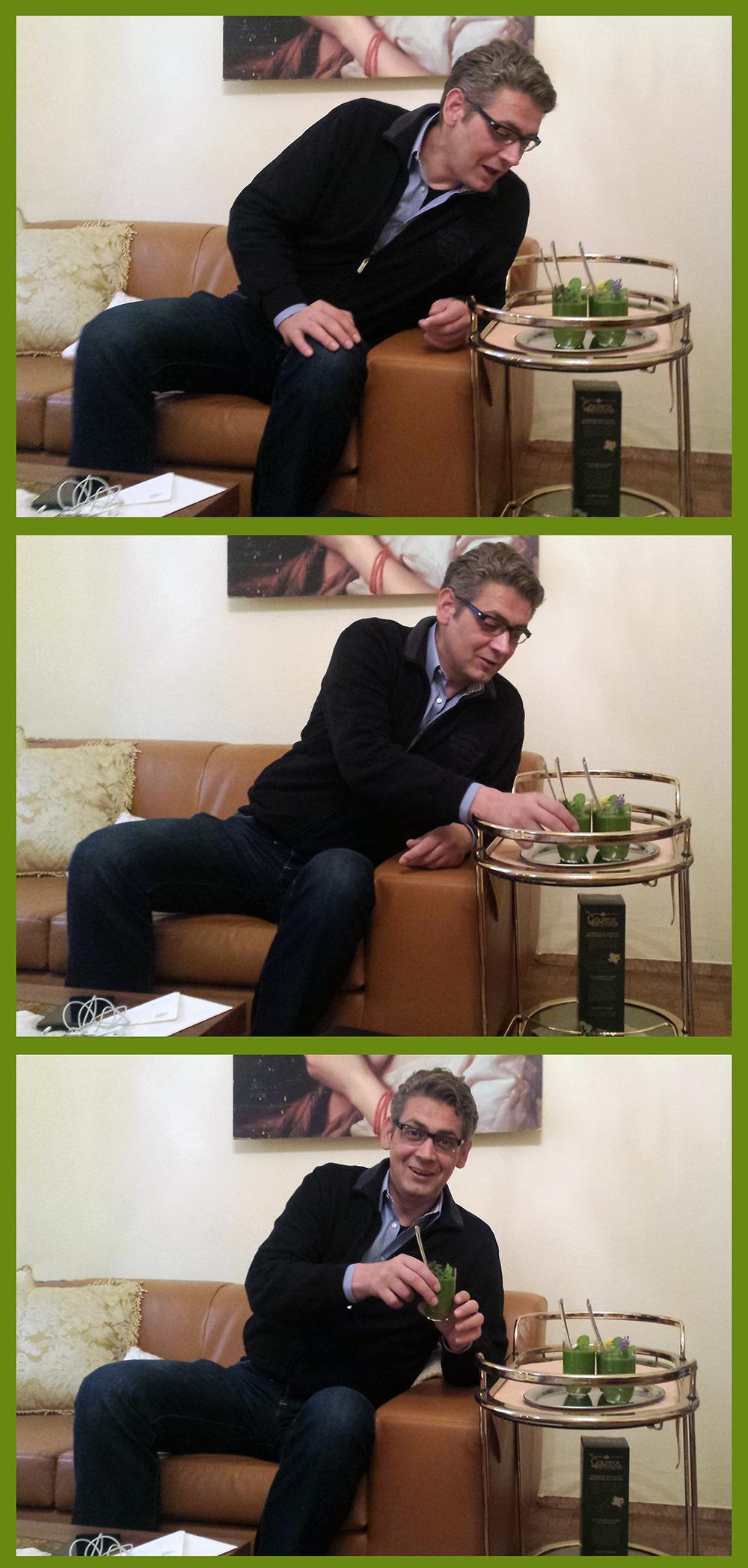 Gerhard_kostet_Smoothies